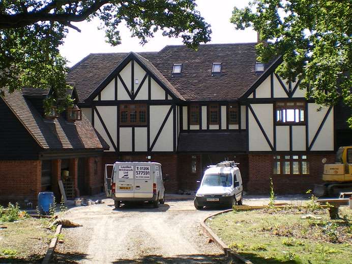 Bespoke new build, Tolleshunt Knights