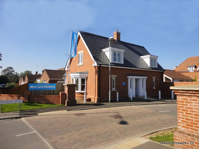 New builds in association with Mersea Homes